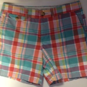Dockers Pants - Dockers plaid shorts size 8
