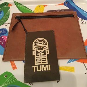 Tumi Handbags - NEW WITH TAGS 💯% AUTHENTIC TUMI DOCUMENT HOLDER!