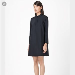 COS Dresses & Skirts - COS Black Collar Dress