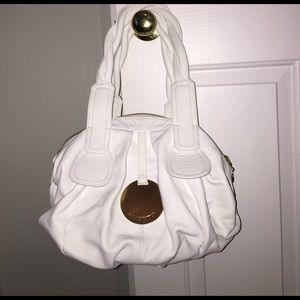 Gustto leather handbag