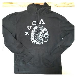 MUST SELL TODAY!! ⚠️ RVCA men's hoodie, size med