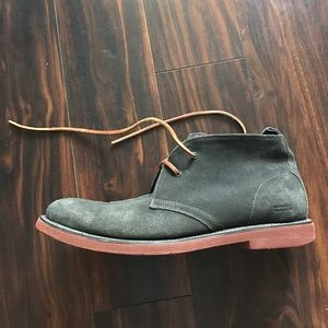 Kenneth Cole Reaction Other - Men's Kenneth Cole reaction suede chukka Boots