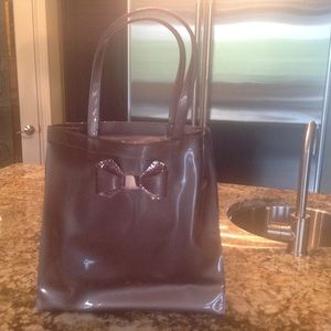 Baker by Ted Baker Handbags - Ted Baker Large Icon Bow Tote NEW!!
