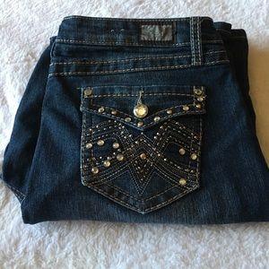 Earl Jeans Denim - Earl Jean Size 14 Bling Jean New...Very Chic 💣...