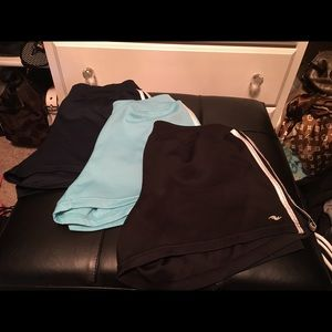BUNDLE of All 3 shorts