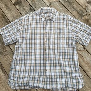 Royal Robbins Other - Royal Robbins short sleeve plaid shirt