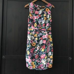 Yumi Kim Dresses & Skirts - Yumi Kim Silk Floral Dress NWT