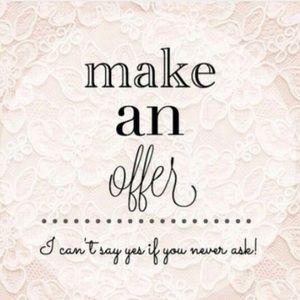 Other - Enjoy My Closet & Make an offer 😁