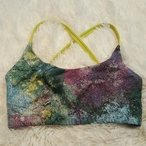 Onzie Tops - Onzie criss cross back bralette M/L