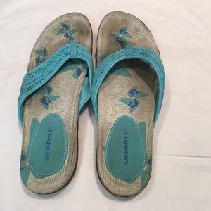 Merrell Shoes - Merrell flip flops