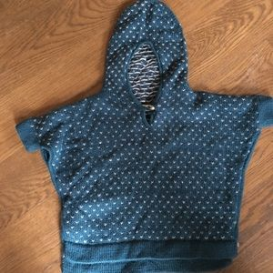 Oeuf Other - Oeuf poncho sweater size 2t