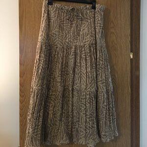 Cute Boho Skirt