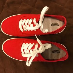 Mossimo Supply Co Shoes - Red sneaker
