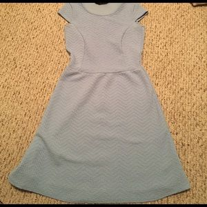 dorothy perkins  Dresses & Skirts - Light blue capped sleeve dress - Stretchy