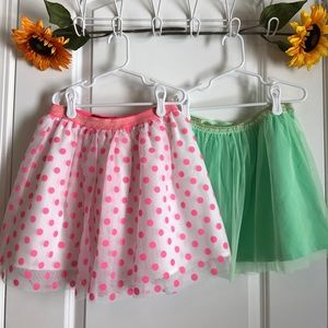 Children's Place Other - 🍥Tulle Skirt Bundle