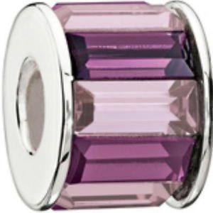 Chamilia Jewelry - Chamilia purple baguette