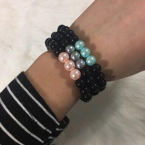 HP Handmade 3pc pearl set
