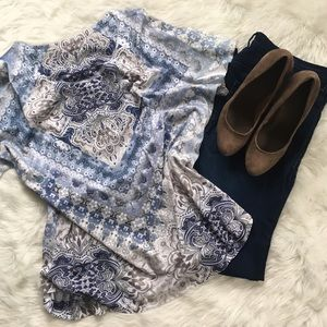 Style & Co Tops - NWT Macy's Printed Top