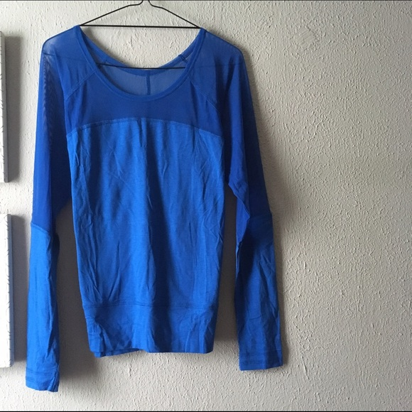 Suzette Mesh Dolman Sleeve Yoga Top M From Caitlin's