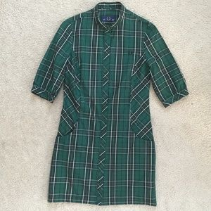 Fred Perry Dresses & Skirts - Fred Perry shirt dress - size 6 (small)