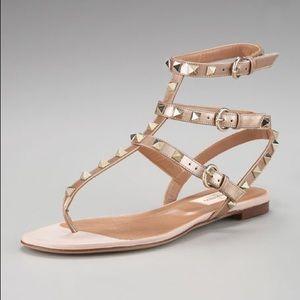 Valentino Shoes - Valentino Rockstud sandals.