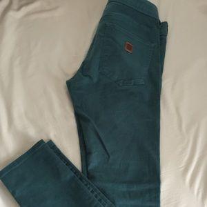 Roxy Denim - Roxi green skinny jeans