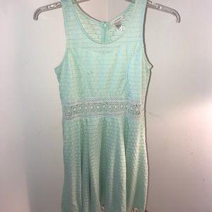Self Esteem Dresses & Skirts - Mint Green A-Line Dress