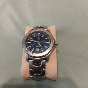 Tag Heuer Accessories - Mens Tag Heuer watch ⌚️ father's day is in June!