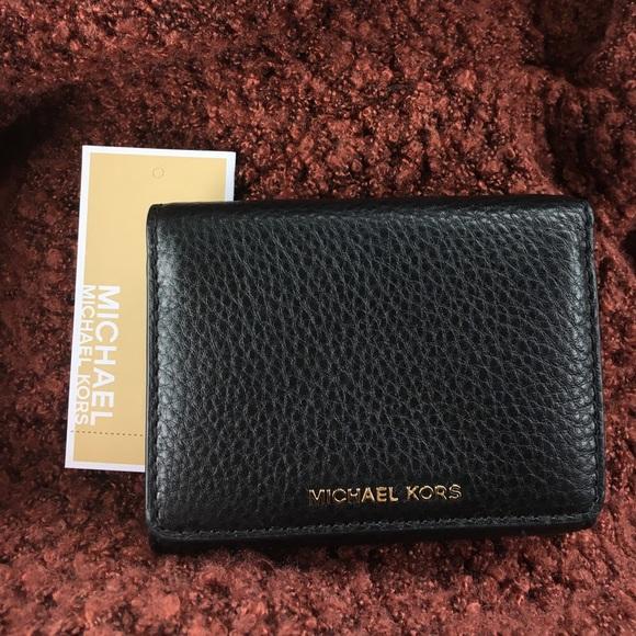 f781495e4a63 Michael Kors Bags | Liane Small Billfold Wallet | Poshmark
