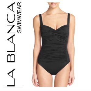La Blanca Other - NWT La Blanca one piece black swimsuit