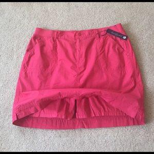 Gloria Vanderbilt Pants - NWT 2in1 Hello Spring So Pretty Mini Skort