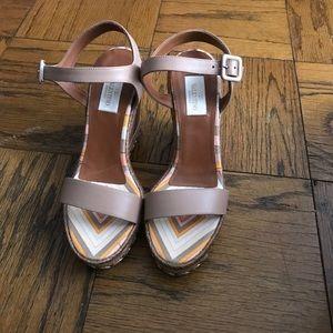 Valentino Shoes - Valentino wedge