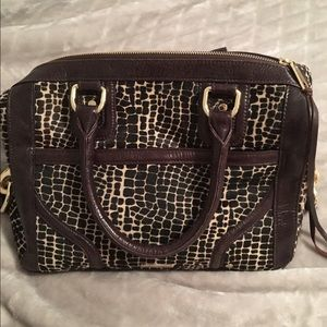 Rebecca Minkoff Handbags - Rebecca Minkoff animal print bag