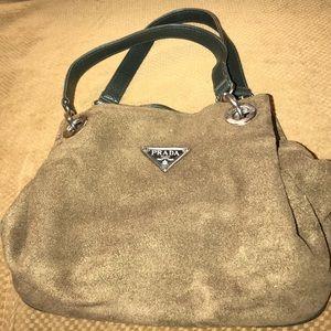 Prada Linea Rossa Handbags - Prada Milano Bag