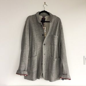 Grayers Other - Gray 100% Cotton Cardigan