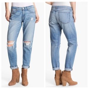 rag & bone Denim - Rag and Bone boyfriend moss jeans