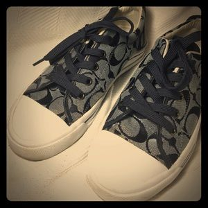 Shoes - Coach Sneakers