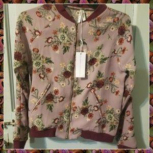 Myths Jackets & Blazers - Floral spring jacket