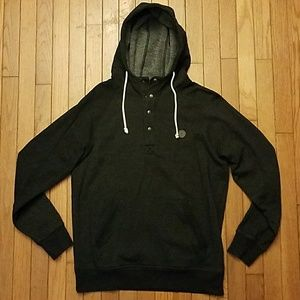 Volcom Other - Mens Volcom Classic Fit Henley Hoodie