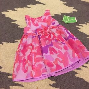 Lilly Pulitzer Other - Floral Lilly Pulitzer dress w/ bloomers