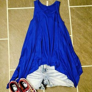 Check out this Royal Blue Top