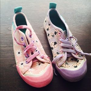 Chooze Other - Pink & Purple Choose Girls Sneakers 12