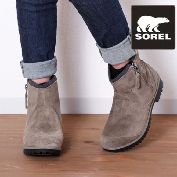 Meadow Nwt Zip Sorel Bootbrand New 5KcluJ3T1F