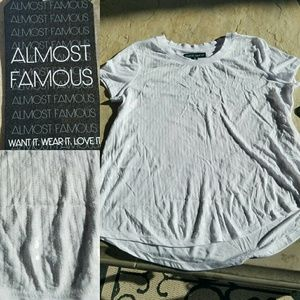 Almost Famous Tops - NWT Almost Famous Tee