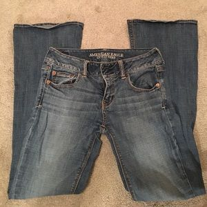 American Eagle Outfitters Denim - American Eagle Artist Jeans, size 4