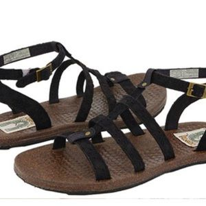 Simple Shoes - Simple Brand TeeToe Gladiator Sandals 7 New