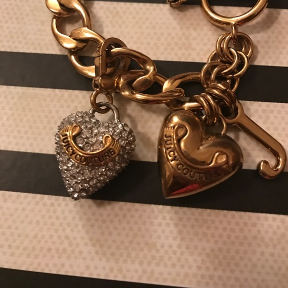 75 off juicy couture jewelry juicy couture gold starter