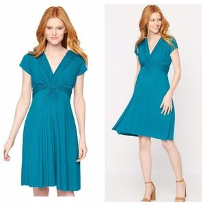 Seraphine Dresses & Skirts - Seraphine Maternity Twist Dress