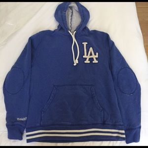 Mitchell & Ness Other - Authentic LA Dodgers Sweatshirt