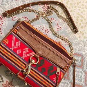 Rebecca Minkoff Handbags - Rebecca Minkoff Crossbody Woven MAC
